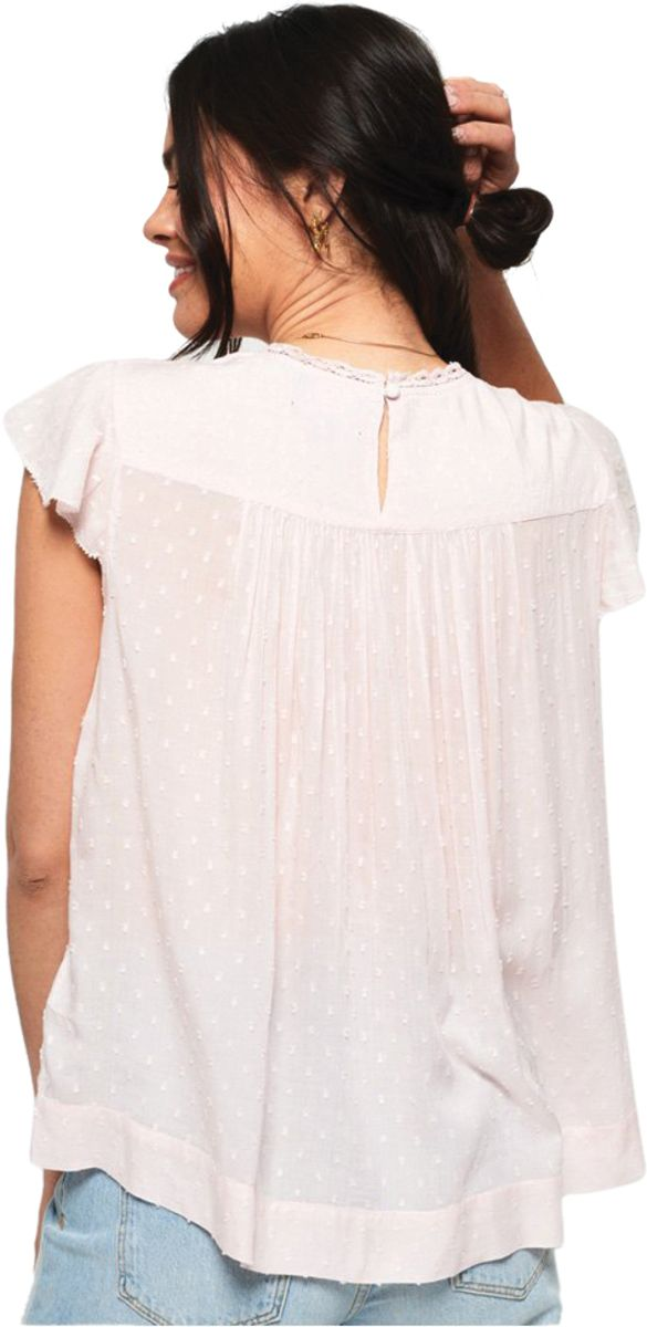 Superdry Monika Cutwork Vest Top