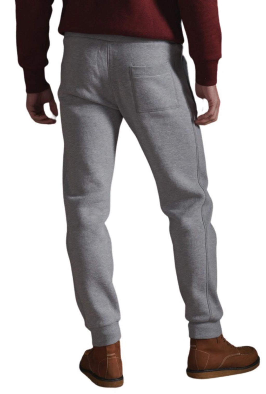 Superdry Orange Label Classic Jogger Bottoms Grey