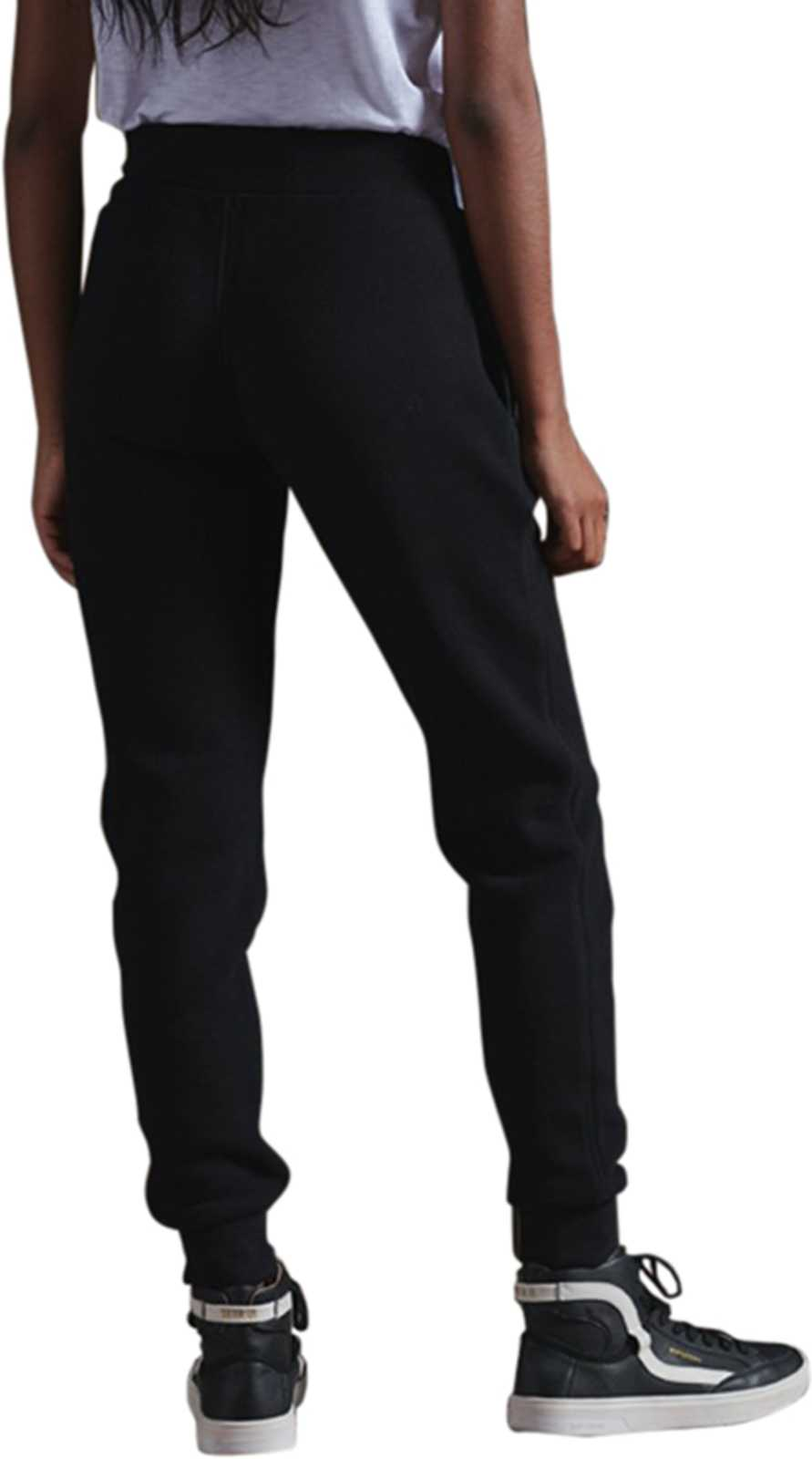 Superdry Orange Label Jogger Bottoms	Black