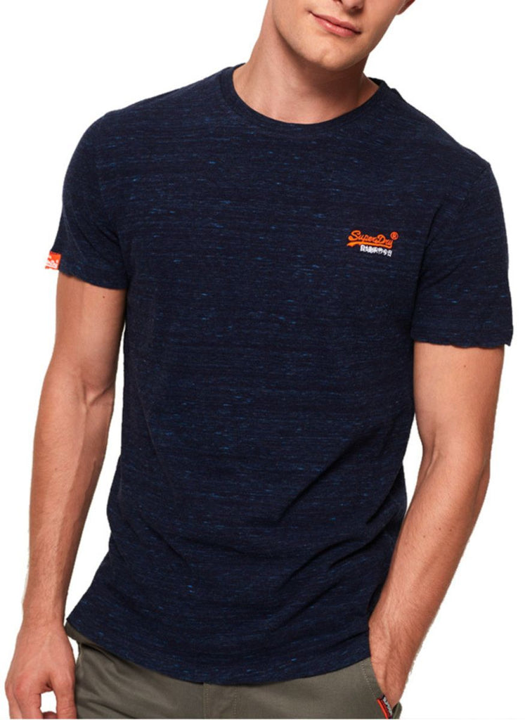 Superdry Orange Label Vintage Emb Short Sleeve T-Shirt