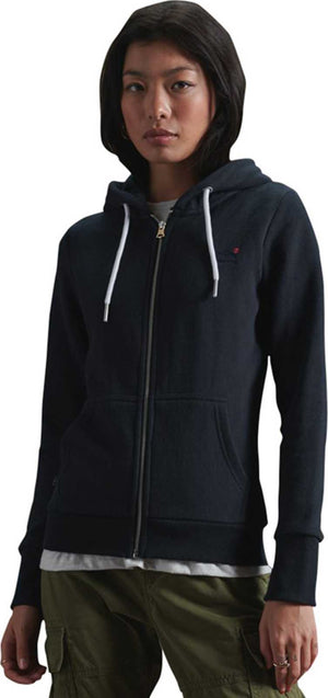 Superdry Orange Label Zip Hoodie	Eclipse Navy