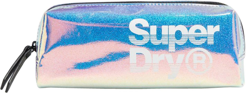 Superdry Pencil Case Blue