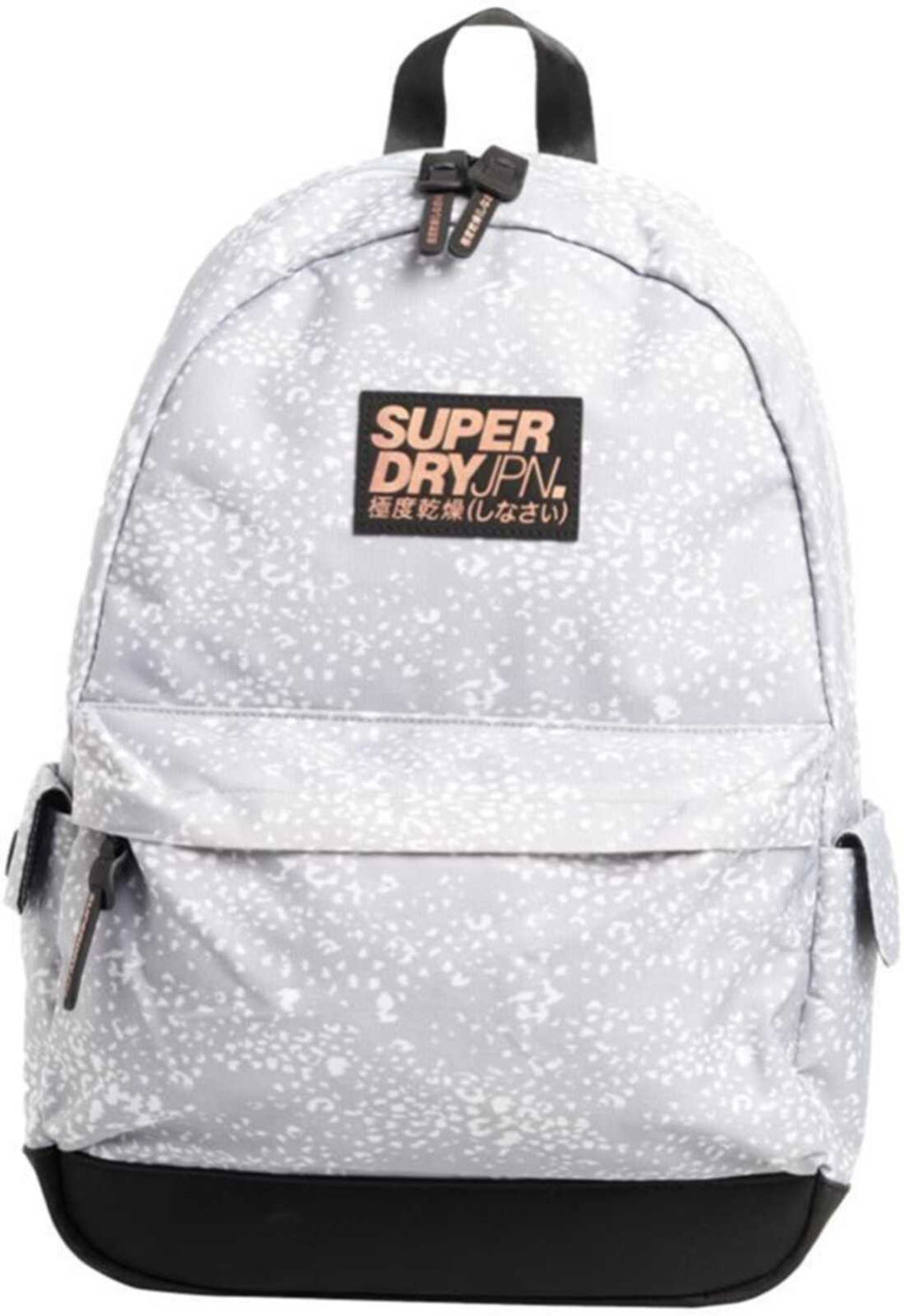 Superdry Print Edition Montana Backpack Bag Grey