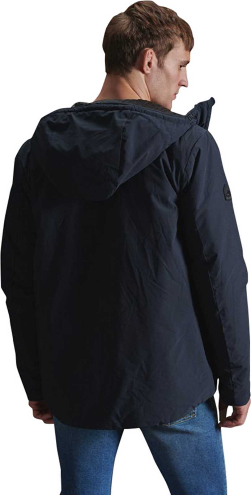 Superdry Pro Elite Jacket	Deep Navy