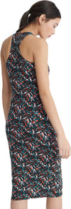 Superdry Racer Midi Dress Multi