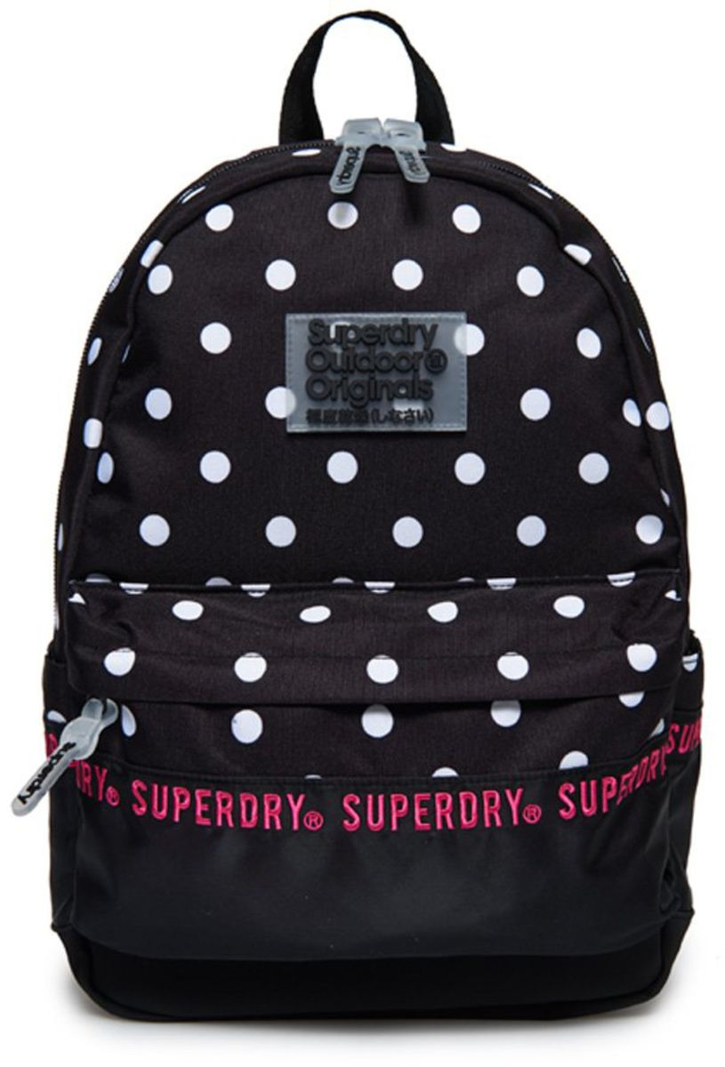 Superdry Repeat Series Montana Backpack Bag