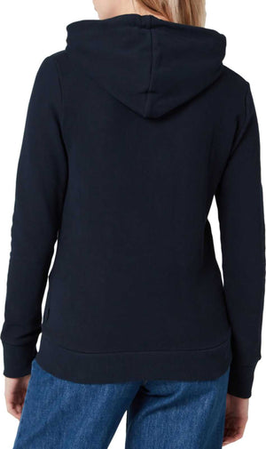 Superdry Super Block Rainbow Entry Hoodie Navy