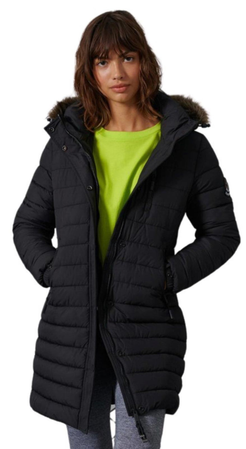 Superdry Super Fuji Jacket	Black