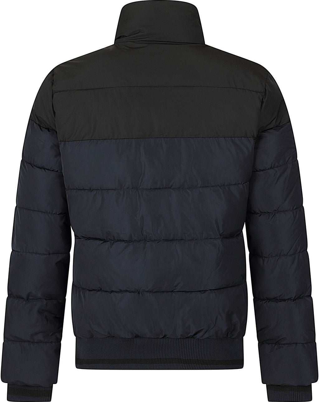 Superdry Track Sports Puffer Jacket Eclipse Navy