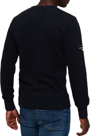 Superdry Trophy Sweatshirt Blue