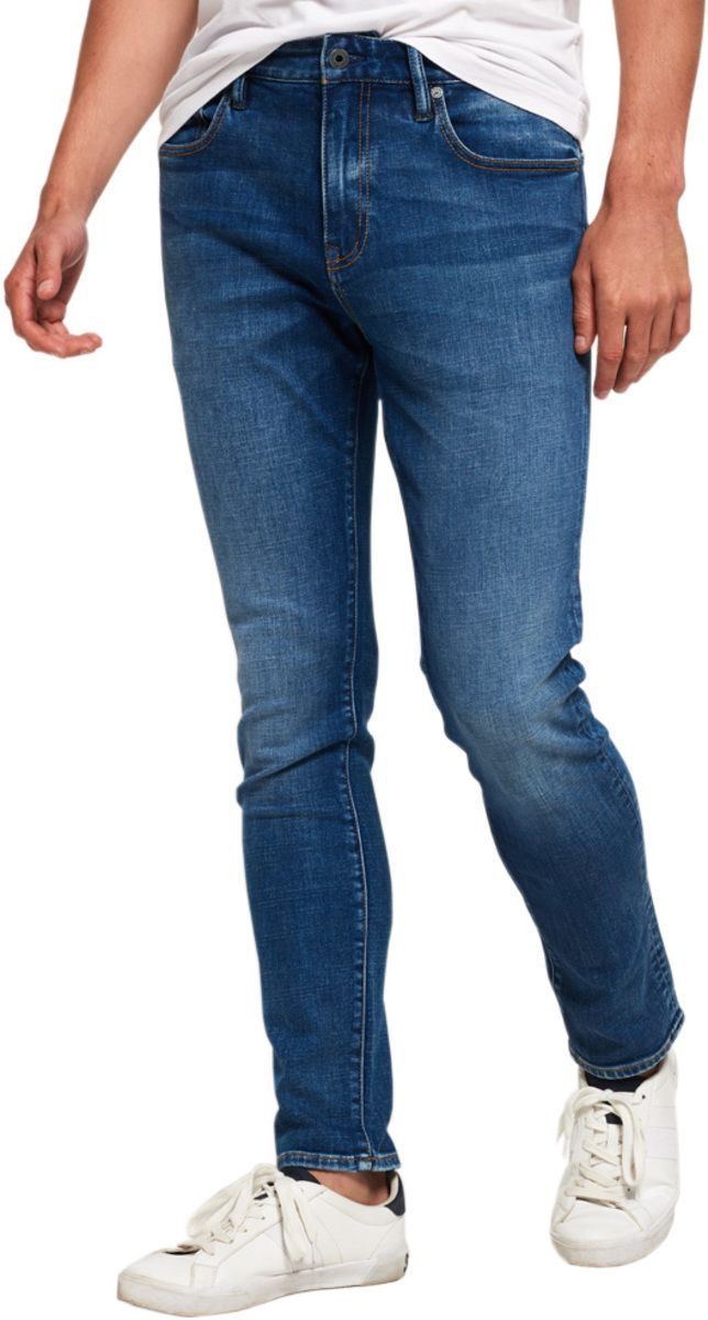 Superdry Tyler Slim Fit Denim Jeans Blue
