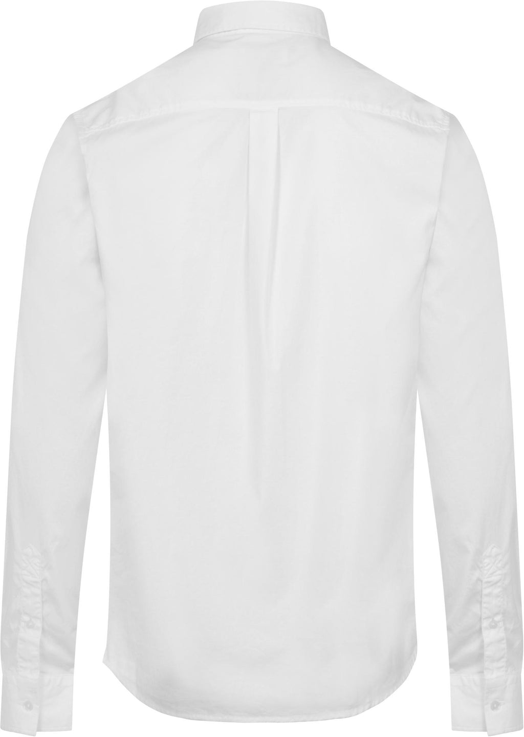 Superdry Ultimate Pinpoint Oxford Shirt White