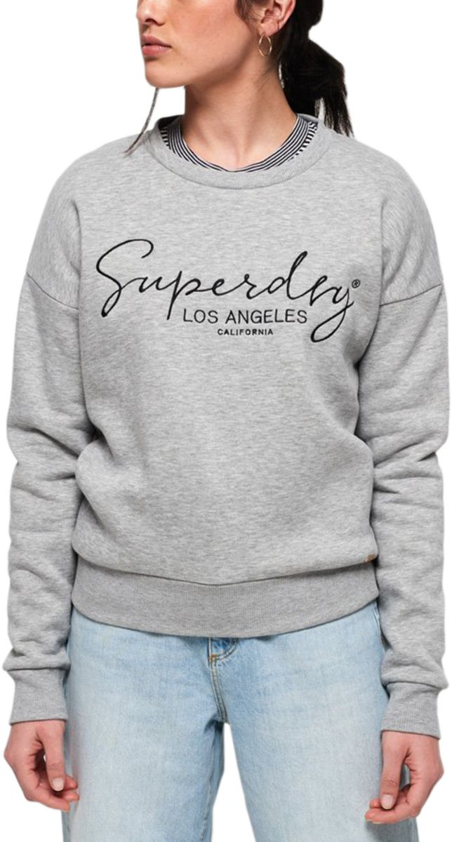 Superdry Women's Alice Sweatshirt Grey