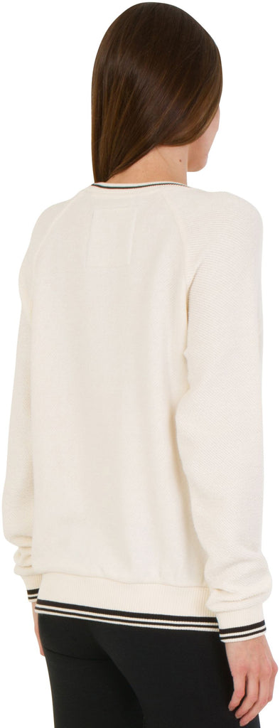 Superdry Women's Aria Reversed Knit Jumper