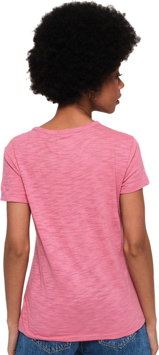 Superdry-T-Shirt-Women-039-s-Lexi-Embroidered-Tee thumbnail 3