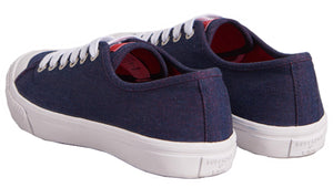 Superdry Womens Low Pro 2.0 Trainers Blue