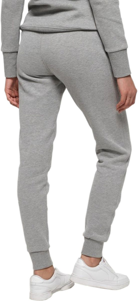 Superdry Women's Orange Label Elite Jogger Bottoms Grey