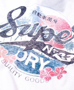 Superdry Women's Super 23 Hawaii T-Shirt