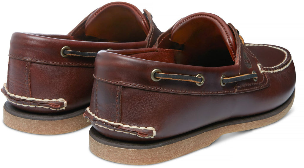 Timberland Classic 2-Eye Boat Shoes Brown