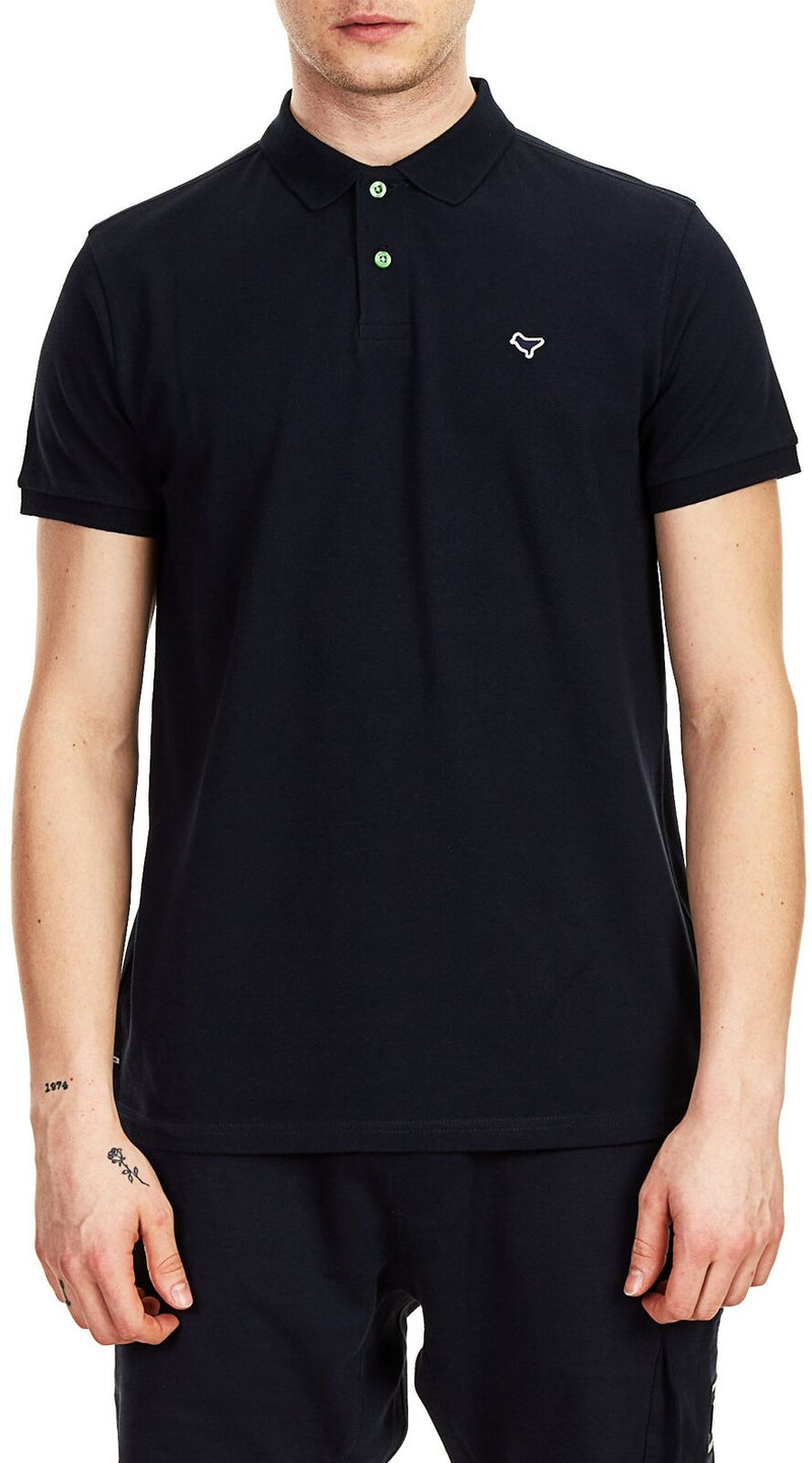 Weekend Offender Judge Polo Shirt Navy