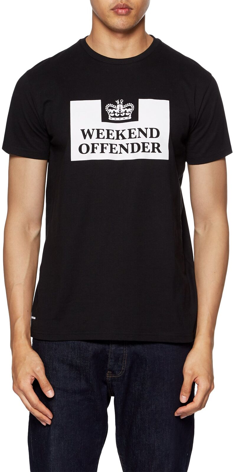 Weekend Offender Prison Classic T-Shirt Black