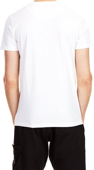 Weekend Offender Shaun Printed T-Shirt White