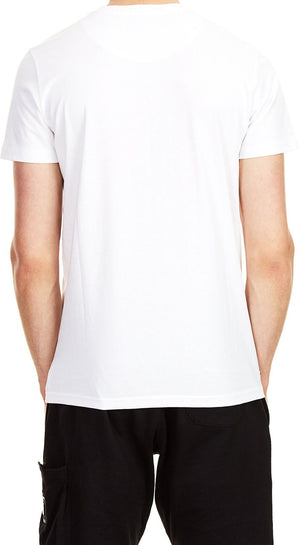 Weekend Offender Spines Printed T-Shirt White