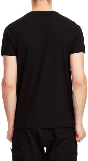 Weekend Offender Thomas Printed T-Shirt Black