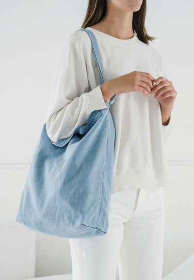 Denim Duck Bag