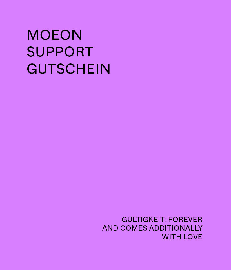 Moeon Support Gutschein
