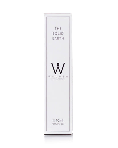 Walden perfume oil 10ml the solid earth