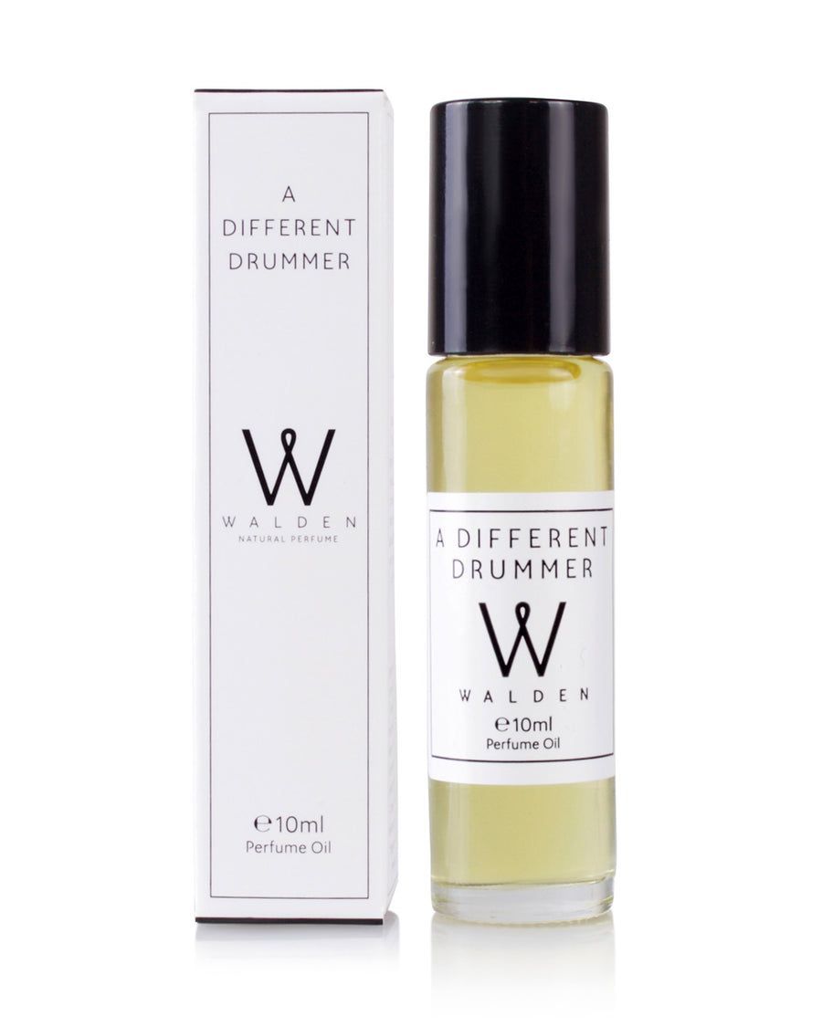 Walden perfume oil 10ml a different drummer