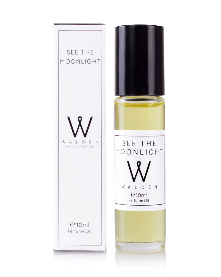 Walden perfume oil 10ml see the moonlight