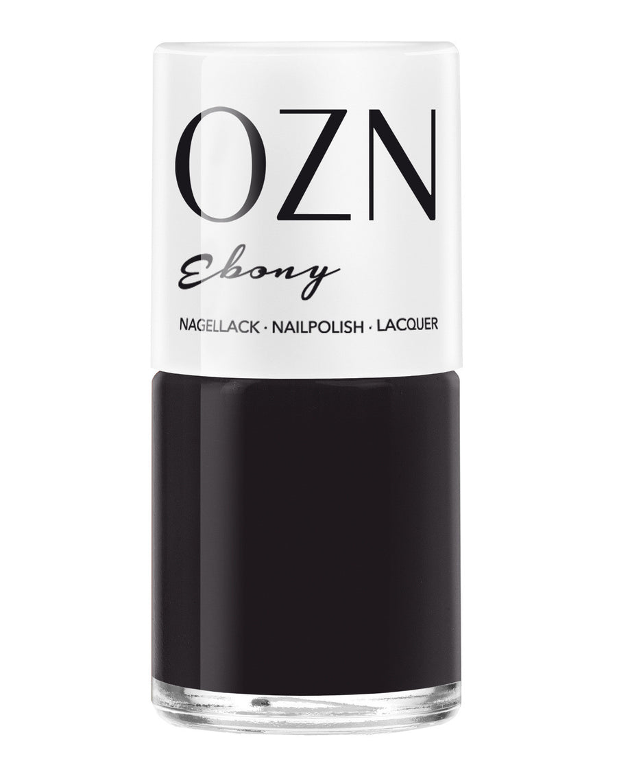 OZN Ebony nailpolish 12 ml