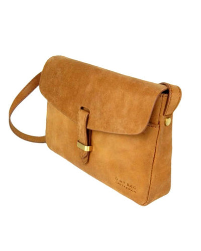 O MY BAG Ally Bag Midi Eco-Camel