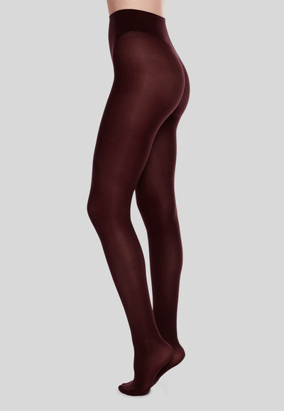 Premium Tights Bordeaux