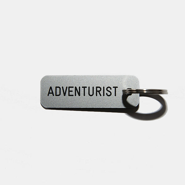 Keytag: ADVENTURIST | Artist: Ingmar Studio - Accessories - Ingmar Studio
