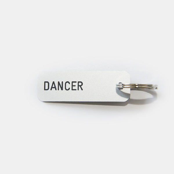 Keytag // DANCER - Ingmar Studio