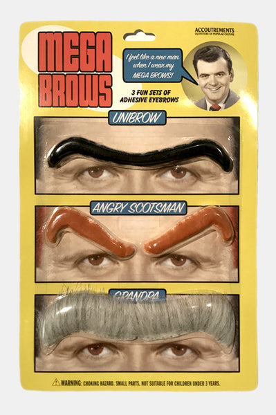 Fun: MEGA BROWS | Accessories - Ingmar Studio