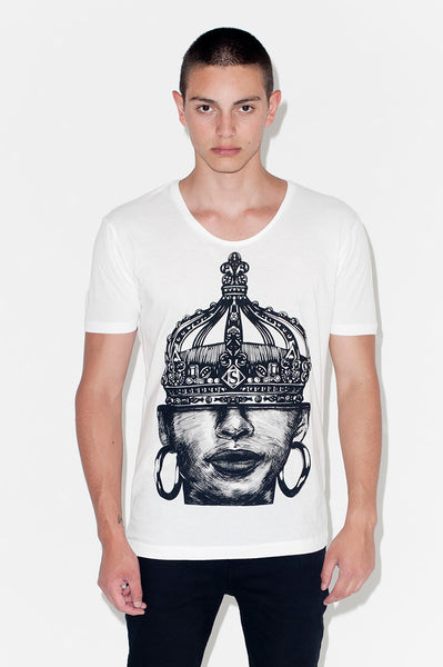 T-Shirt: YOUR LOVE IS KING | Artist: Mother Eleganza - Streetwear - Ingmar Studio