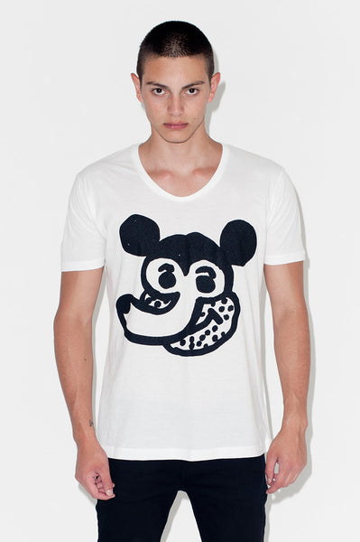 T-Shirt: MICKEY | Artist: Mother Eleganza - Streetwear - Ingmar Studio