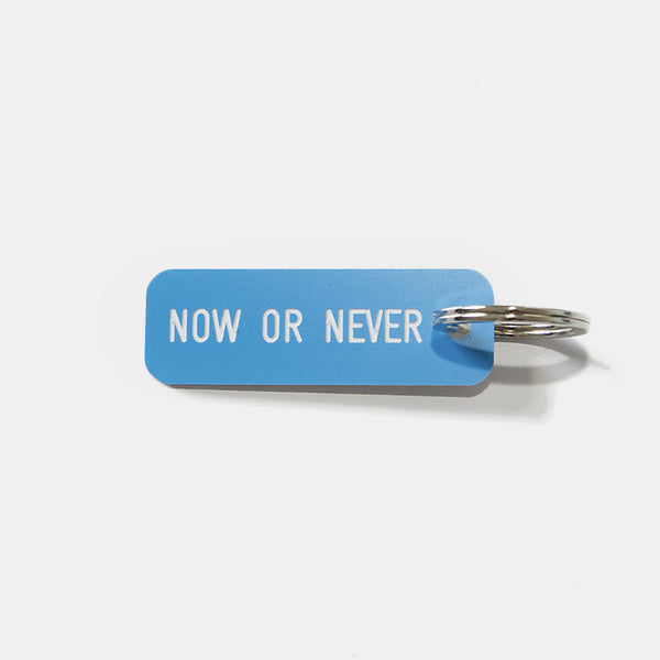 Keytag // NOW OR NEVER - Ingmar Studio