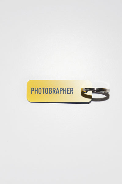 Keytag // PHOTOGRAPHER - Ingmar Studio