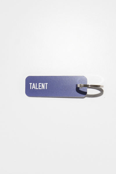 Keytag // TALENT - Ingmar Studio