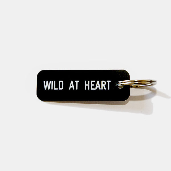 Keytag // WILD AT HEART - Ingmar Studio