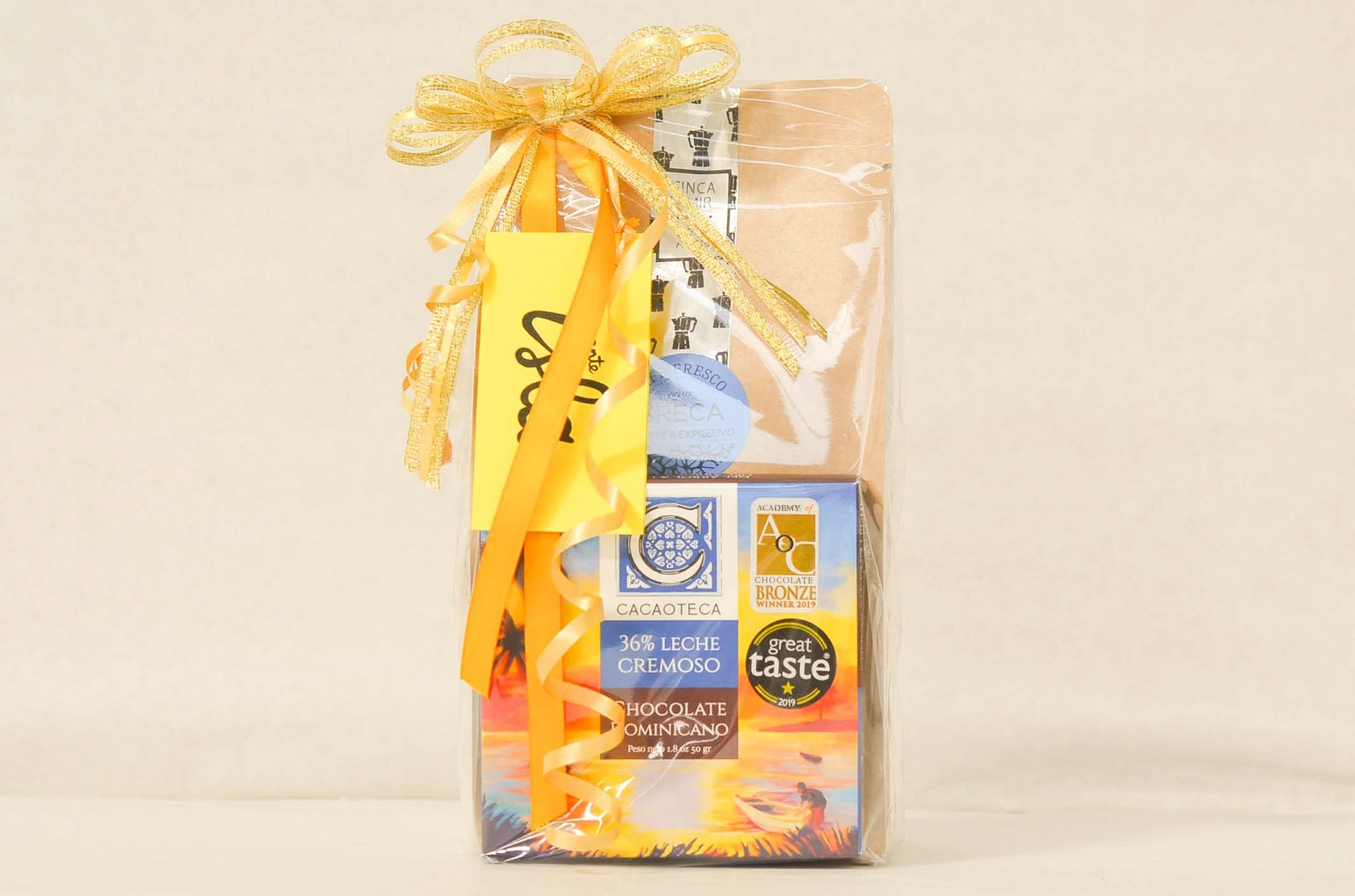 Pack de regalo coffee and chocolate lovers - Gente de la Isla