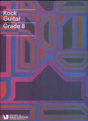 RGT Rock Guitar Grade Book