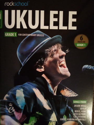 Rockschool Ukulele Grade 1 Book 2020 Version