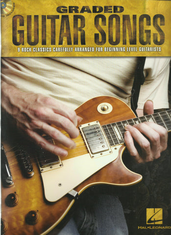RGT Rock Guitar Graded Songs For Grades 1 2 and 3