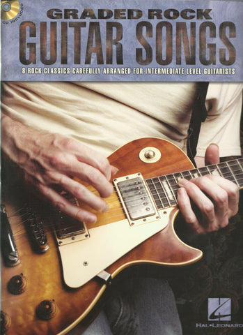 Graded Rock Guitar songs RGT Grade 4 5